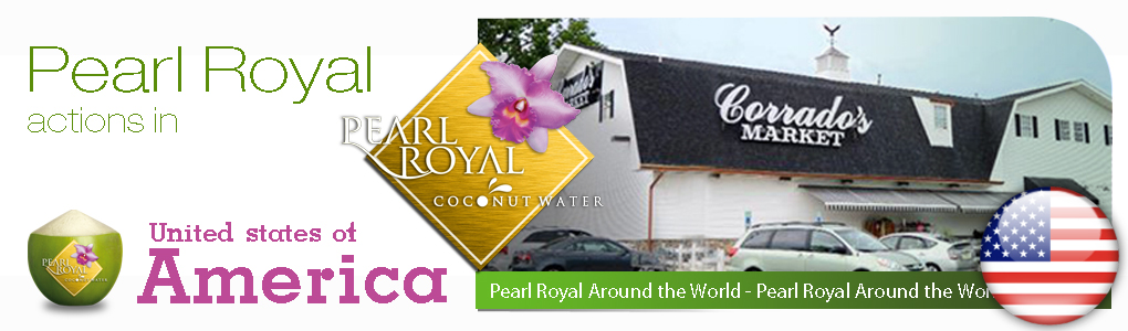 Pearl Royal in Corrados, NJ, USA
