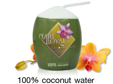 Pearl Royal Coconut water